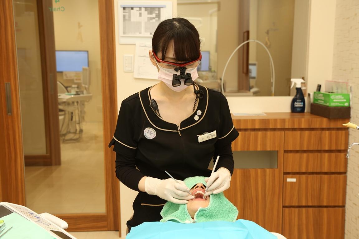 幸田町歯科医院 治療終了後はメンテナンスへ