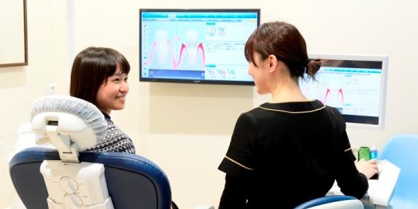 幸田町歯科医院 分かりやすい説明